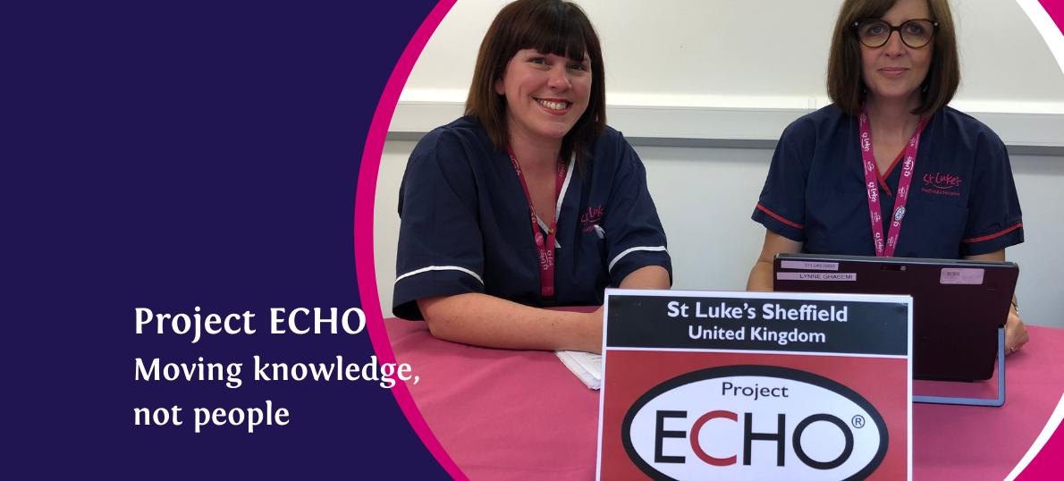 ECHO web banner