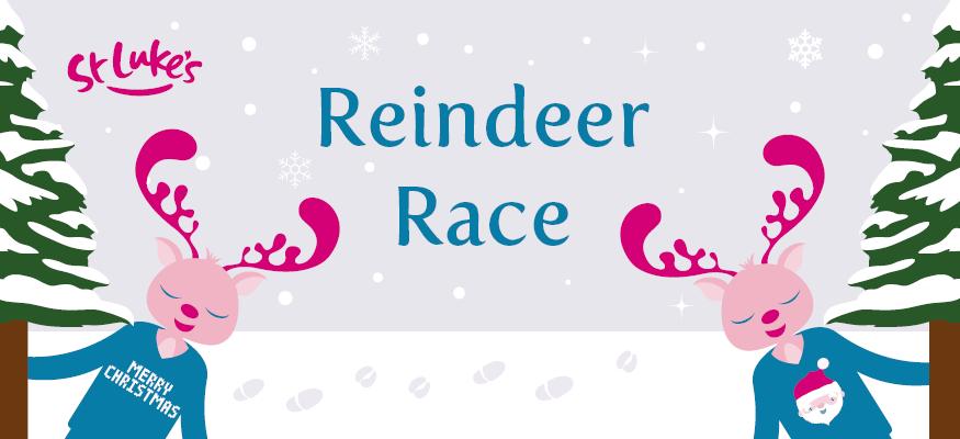 Reindeer Race Page Header